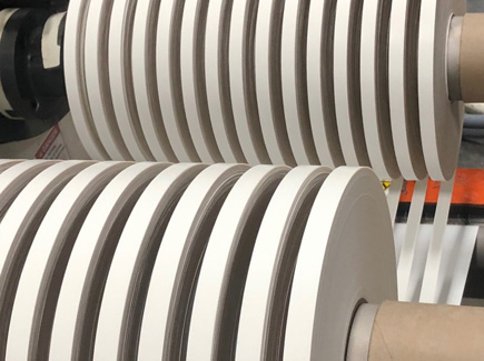 Magnum Tapes and Films Slitting Capabilities - Narrow Slitting Winding